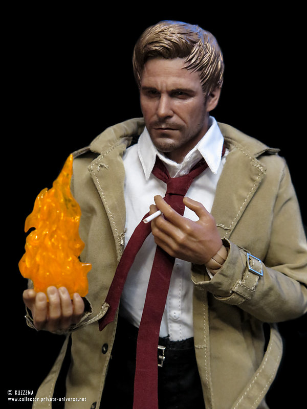 John Constantine | Light up