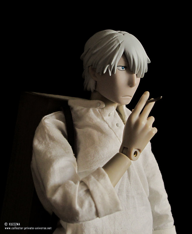 Ginko (Mushishi): Eversmoking