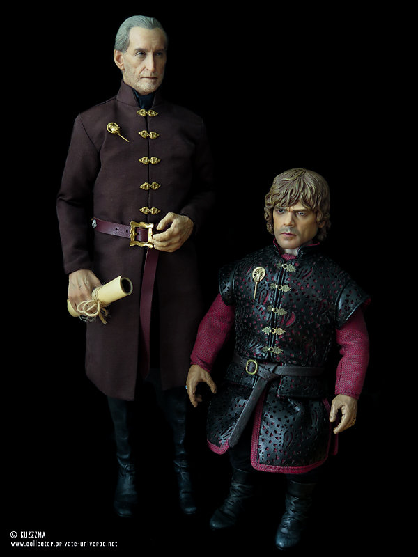 Tywin & Tyrion Lannisters