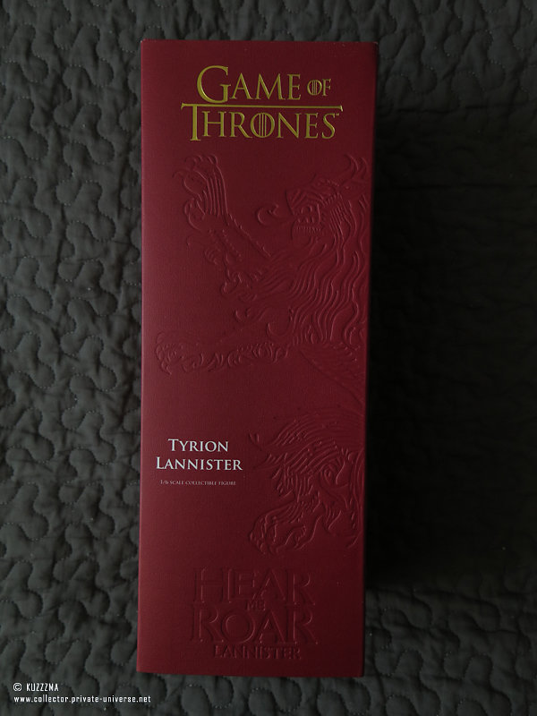 Tyrion Lannister   Outer box (front)