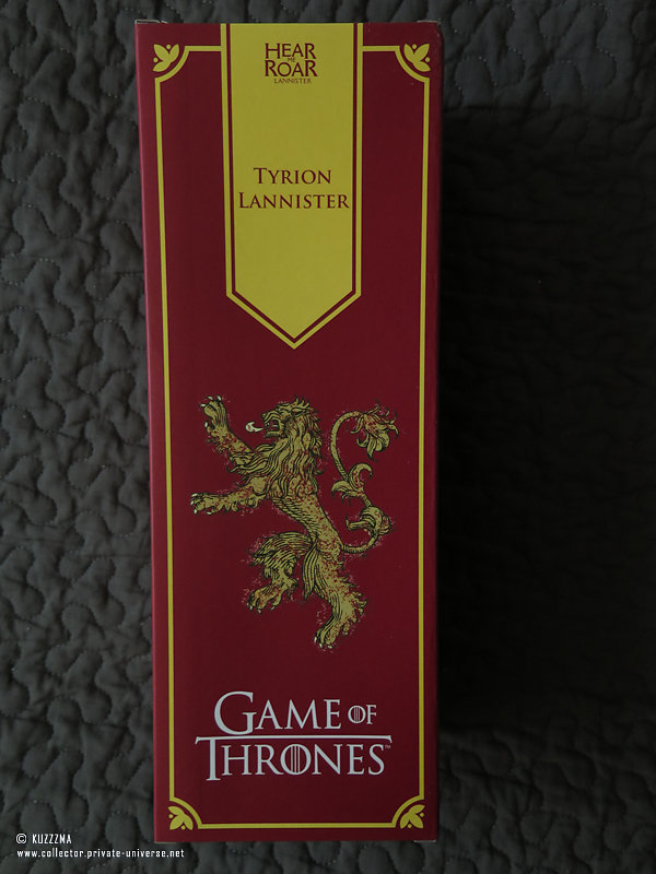 Tyrion Lannister | Inner box (back art)