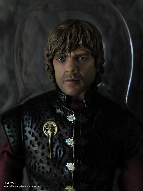 Tyrion Lannister   Boxed (close-up)