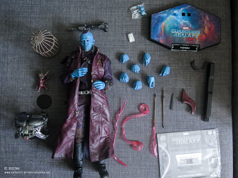 Hot Toys - Yondu Udonta | Overview