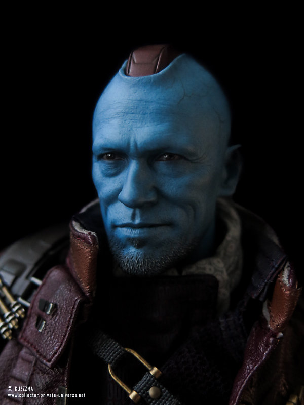 Hot Toys - Yondu Udonta | Portrait