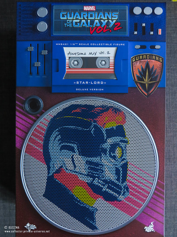 Star-Lord | Box (front)