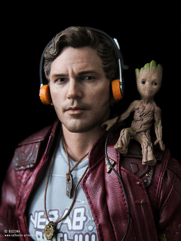 Star-Lord & Groot