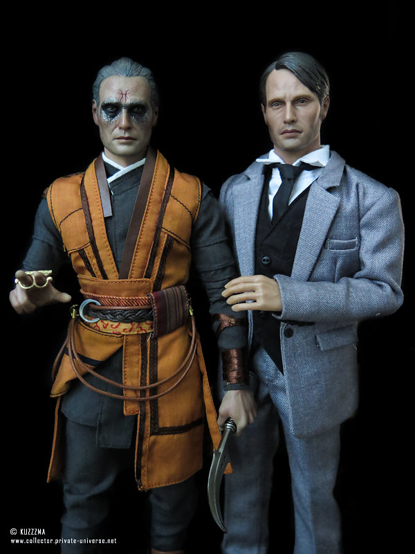 Kaecilius with Hannibal