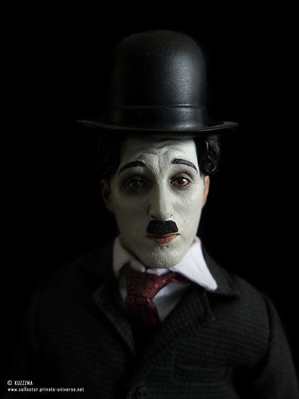 Charlie Chaplin | paint job