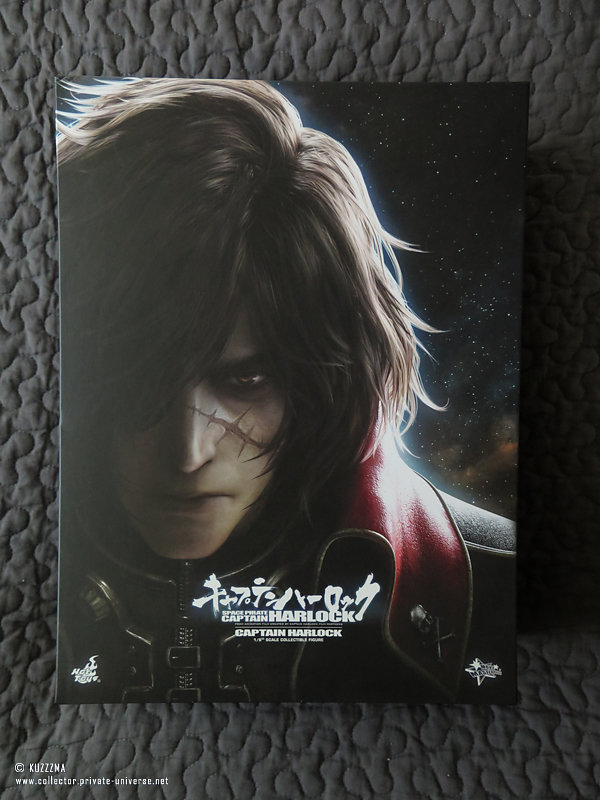 Captain Harlock | Box (front)