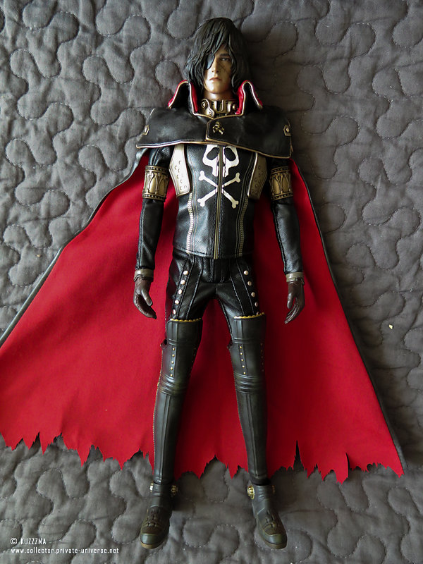 Captain Harlock | Figure