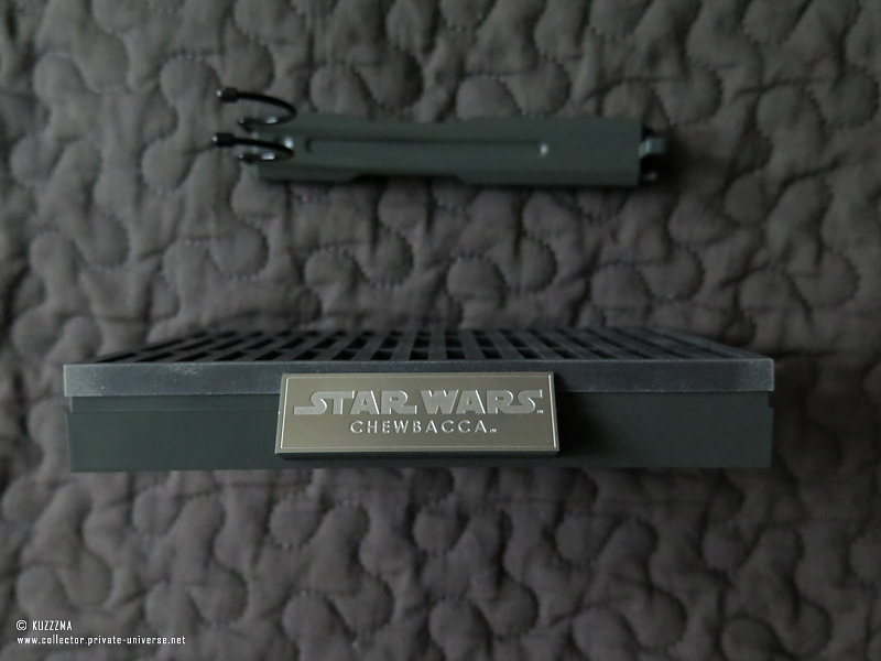 Hot Toys Han Solo & Chewbacca set | Chewbacca stand