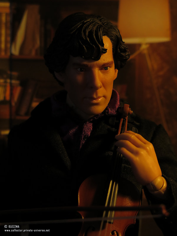 Sherlock Holmes | In consentration