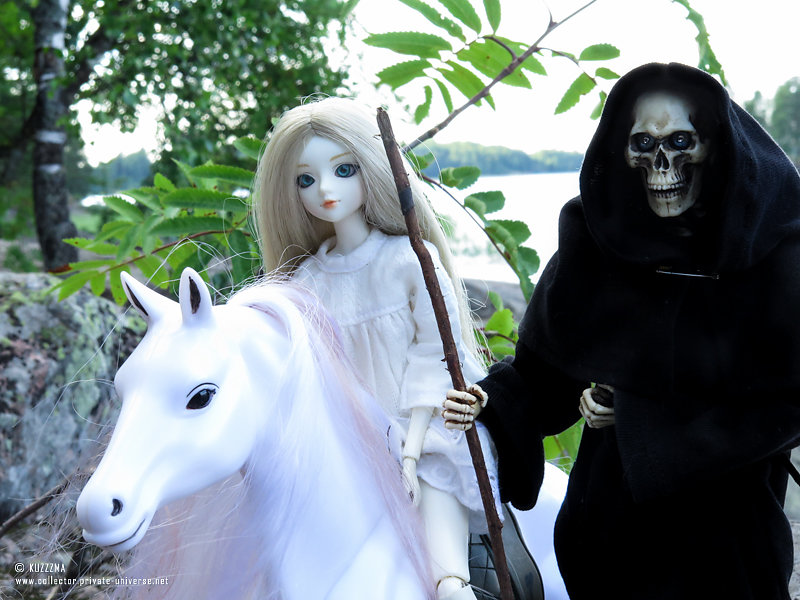 Death and Maiden at the Earth' End
