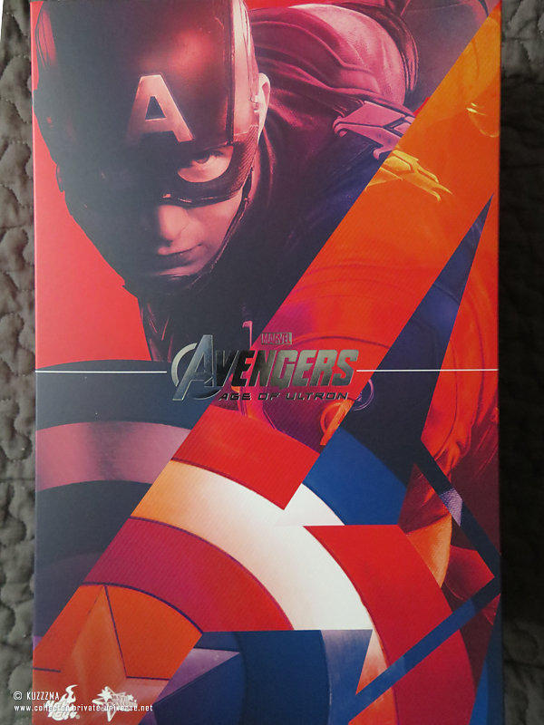 Captain America (Age of Ultron) | Slip cover(front)