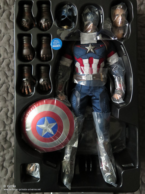 Captain America (Age of Ultron) | Box opened