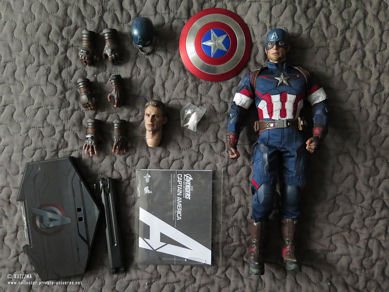 Captain America (Age of Ultron) | Contents