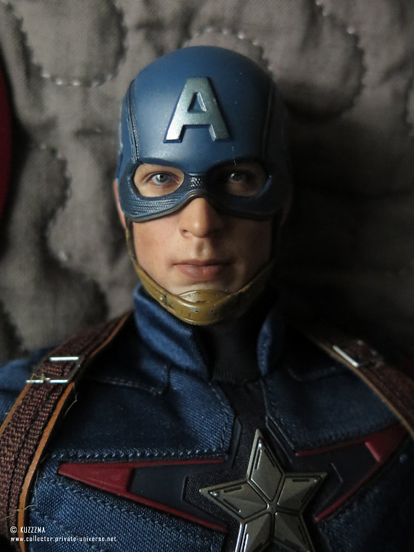 Captain America (Age of Ultron) | Close-up (masked)
