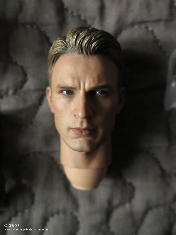 Captain America (Age of Ultron) | Close-up (extra head)