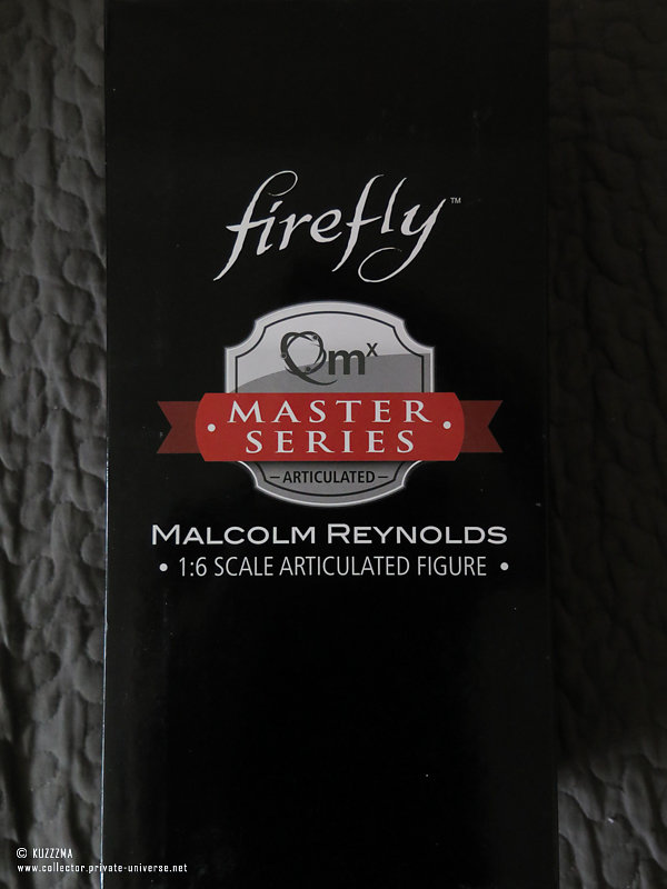 Malcolm Reynolds | Unboxing