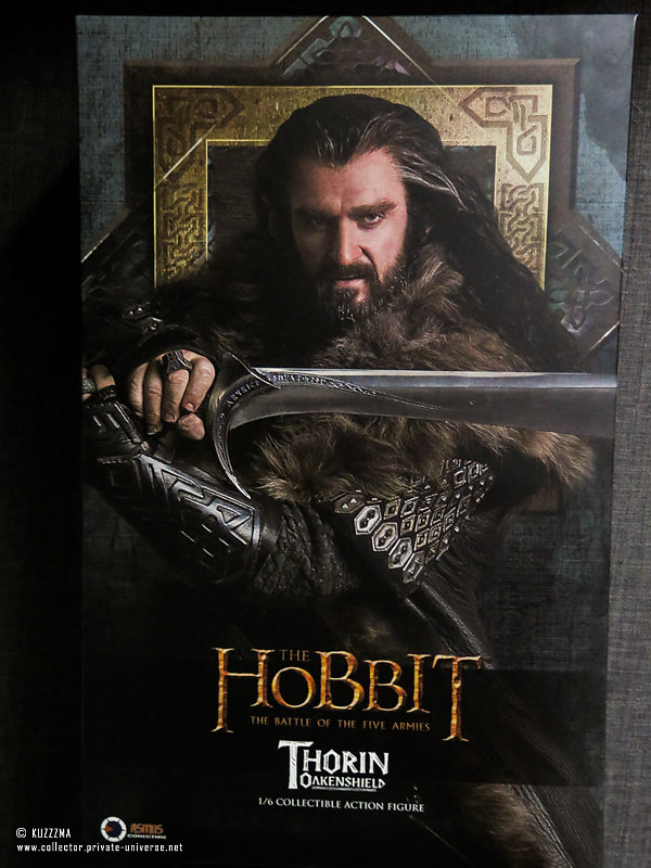 Thorin Oakenshield | Unboxing
