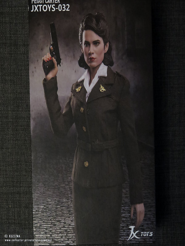 Peggy Carter | Unboxing