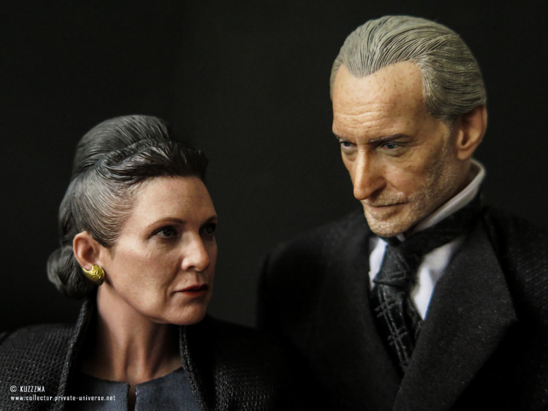 Leia Organa and Lord Vetinari